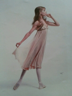 Gelsey Kirkland 1979 - My favorite ballet dancer