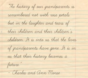 12 Sweet Quotes for Grandparents Day