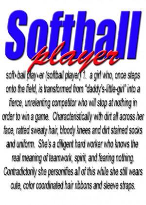 softball player Image