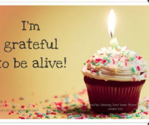 Thank you God for another birthday |
