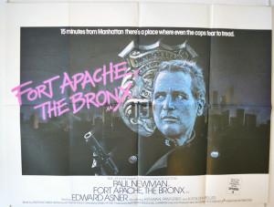 "Fort Apache, The Bronx"""