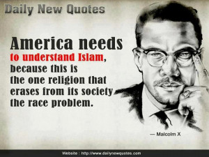 Malcolm X Color Quotes Malcolm x's (al-hajj malik