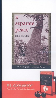 "Start by marking ""A Separate Peace "" as Want to Read:"