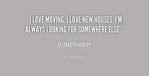 Quotes About Moving Somewhere New