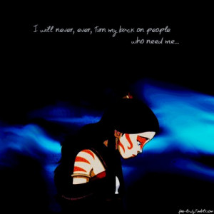 Katara quote (Avatar: The Last Airbender)