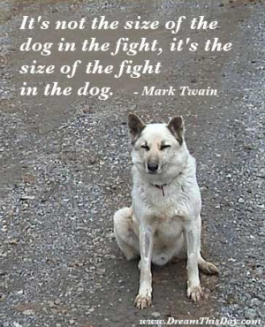 Inspirational Quotes about Dog