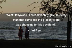 Gay Boyfriend Quotes