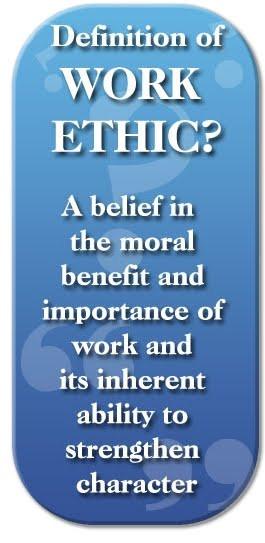 great work ethic quotes  quotesgram