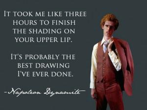 Napoleon Dynamite movie quote