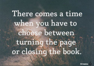 turn the page or close the book robert ingersoll quote