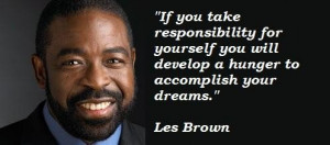 Les brown famous quotes 1
