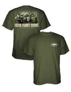 Faith Family Ducks #tshirt #duckcommander