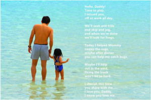 ... Christian Happy Father's Day Poems From Daughter Is One Of The Good