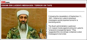 View Full Version: Unbelieveable Fake Osama Video But Its Real! Wtf