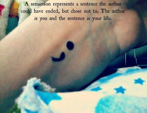 can't accept suicide/suicidal thoughts because I've known people who ...