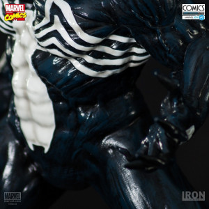 Colecion veis gt Comics gt Venom Marvel Comics Art Scale Iron