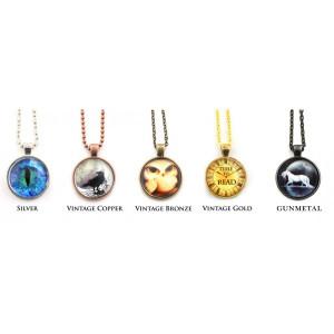 Necklaces / Pendants > Imagine Dragons Demons Quote