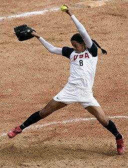 Cat Osterman Softball