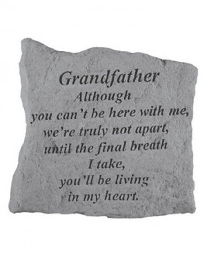 Grandfather Memorial Stone, Small