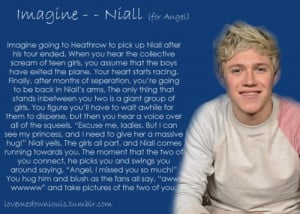 Related Pictures niall horan imagine tumblr