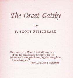 ... pink Literature novel The Great Gatsby F Scott Fitzgerald great gatsby