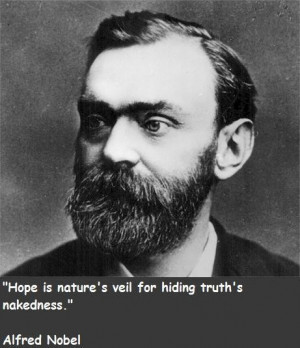 Alfred nobel quotes 2