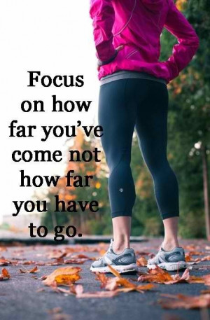 Motivational quote   Focus on Jesus