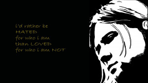 Nirvana Band Quotes Wallpaper HD Wallpaper with 1600x900 Resolution