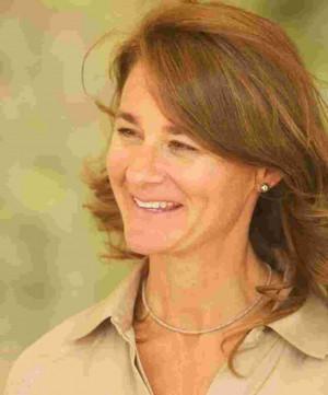 Melinda Gates Wedding Ring Melinda gates plays... 948x1141 - 0k - jpeg ...