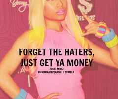 Nicki Minaj Pretty Gang