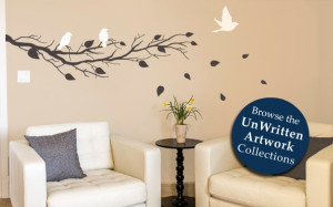 Decorative Wall Quotes, Words & Letters From Wall Written