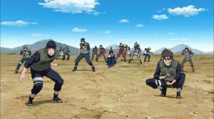 Mei Terumi And Her Team Confront Black Zetsu Theboar Dckn