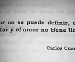 Amor Quotes in Spanish