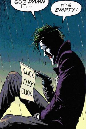 The Joker / The Killing Joke (1988)