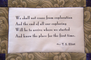 TS Eliot quote Rest In Peace Uncle Quotes
