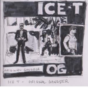Ice T Power Album