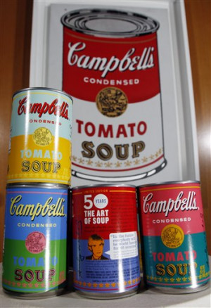 ... aug 24 2012 file photo new limited edition campbell s tomato soup cans