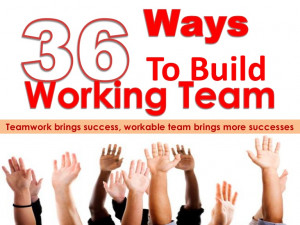 Teamwork Quotes For The Workplace Teamwork brings success