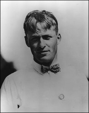 portrait of golf legend Bobby Jones is being dedicated on Friday ...