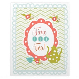 time_for_tea_party_quotes_by_enchanting_quotes_plaque ...