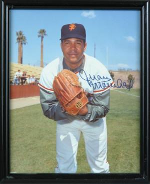 Juan Marichal Hall Of Fame http://www.anacondasports.com/Marichal-PH ...