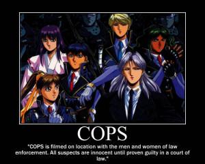 Cops Quotes