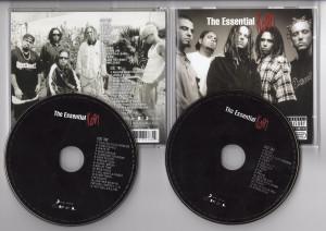 Korn – The Essential Korn 2CD 2011