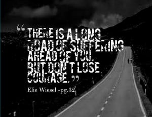 Night Holocaust Quotes Elie Wiesel Quote