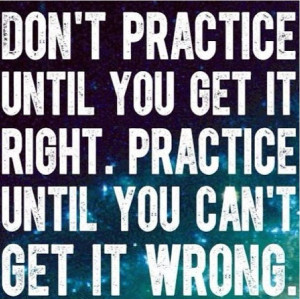 Tennis quote, but really, it applies to everything