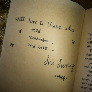 The Giver Quotes