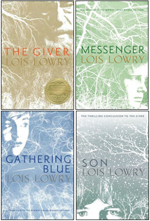 """Start by marking """"The Giver Quartet (The Giver, Gathering Blue ..."""