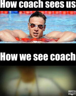 SportsMemes.net > Swimming Memes > Fog on the forecast
