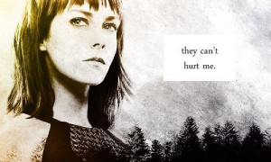 Hunger Games / Catching Fire Quote / Johanna