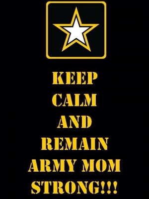 Army Mom Army Strong
